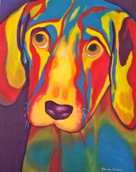 http://sharonfurmanart.com/files/gimgs/th-2_Colorful Dog 1 24x30.jpg